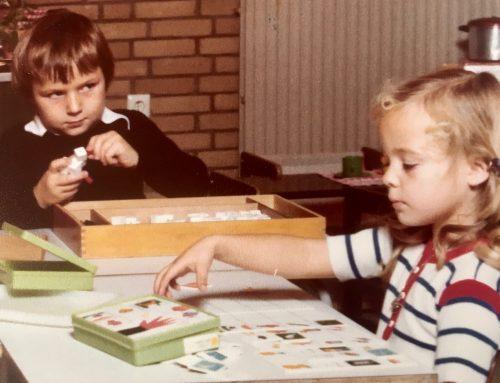 Het ondernemende kind, het kind in de ondernemer