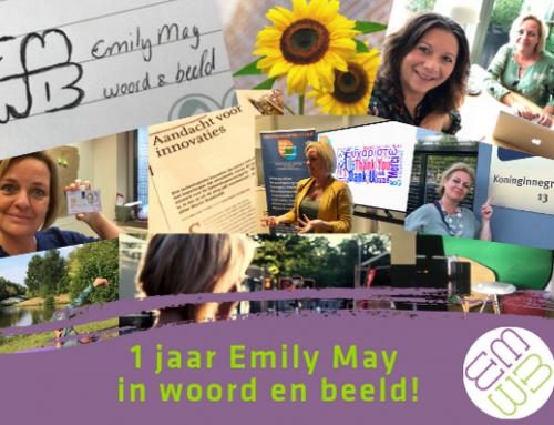 A-Mayzing! Een jaar Emily May in woord en beeld
