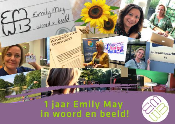 een jaar emily may in woord en beeld